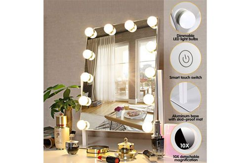 Top 10 Best Lighted Vanity Mirrors Makeup Mirror With Lights