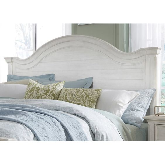 Trenton Arched Panel Headboard & Reviews | Birch Lane