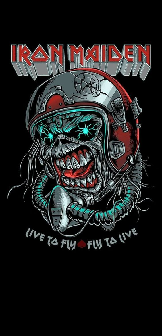 Iron Maiden Fly To Live Iron Maiden Posters Iron Maiden Cover Iron Maiden Albums