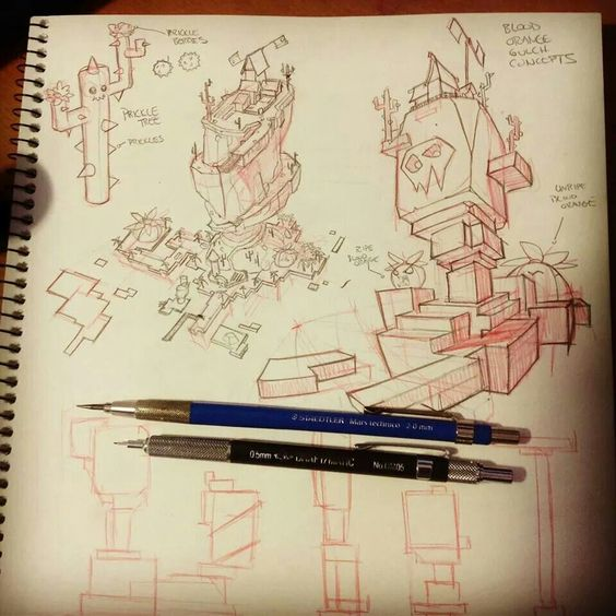 Sketchcraft