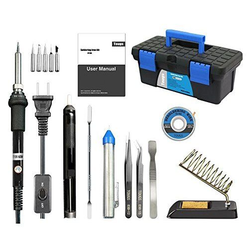 Firepower 1442-0020 Tig Torch 17V with 1442-0065 Accessories