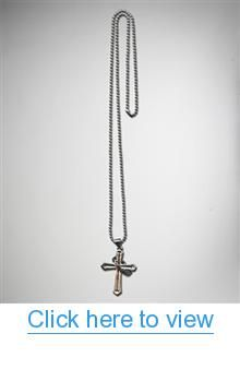 Ring Cross Necklace #Ring #Cross #Necklace