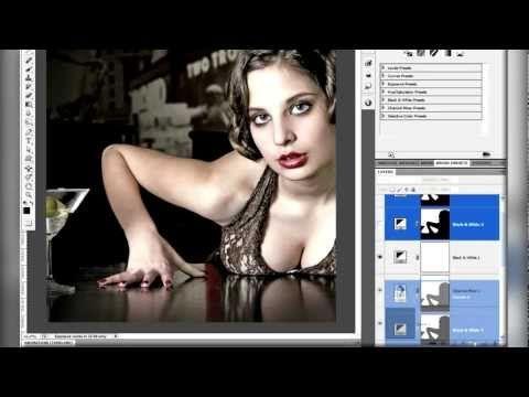how to create catalog in photoshop cs5
