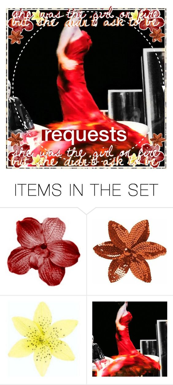 """""""requests ;;"""" by the-elite-fangirls ❤ liked on Polyvore featuring art and eliterequests"""