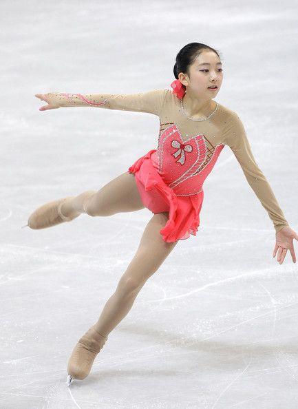Zijun Li(China) : World Junior Figure Skating Championships 2011