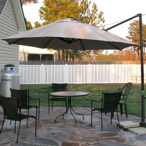 Ag Umbrella Replacement Canopy Top Cover Check Out This Great Product This Is An Affiliate Link Replacement Canopy Best Patio Umbrella Patio