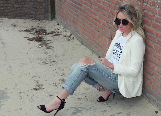 Mfashion, Super Round Oversize Fashion Sunglasses 8636