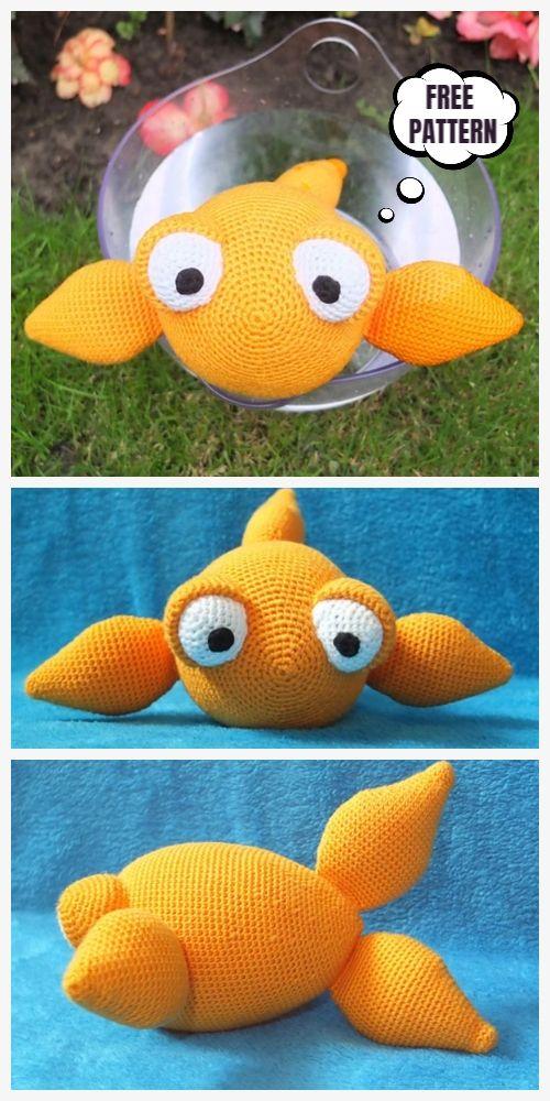 DIY Crochet Amigurumi Puppy Dog Stuffed Toy Free Patterns ...   1000x500