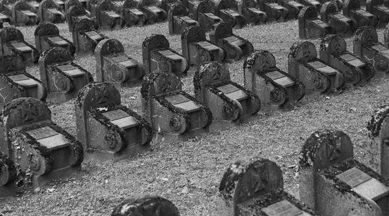 Kriegsgräber auf dem Alten Friedhof Offenbach