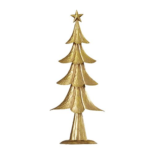 Foil Metal Tree Holiday Accent by The Holiday Aisle