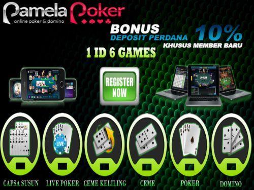 Agen Pamela Poker Ceme Deposit Bank Terlengkap Bila Berbicara Mengenai Salah Satu Permainan Yang Sangatlah Menarik Untuk Dimainkan Saat Ini Poker Uang Mainan