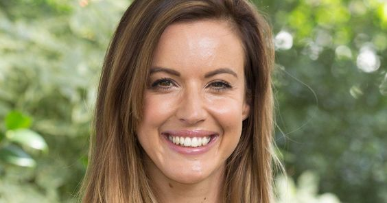 As Charlie Webster fights for her life in Rio hospital, who is the presenter?