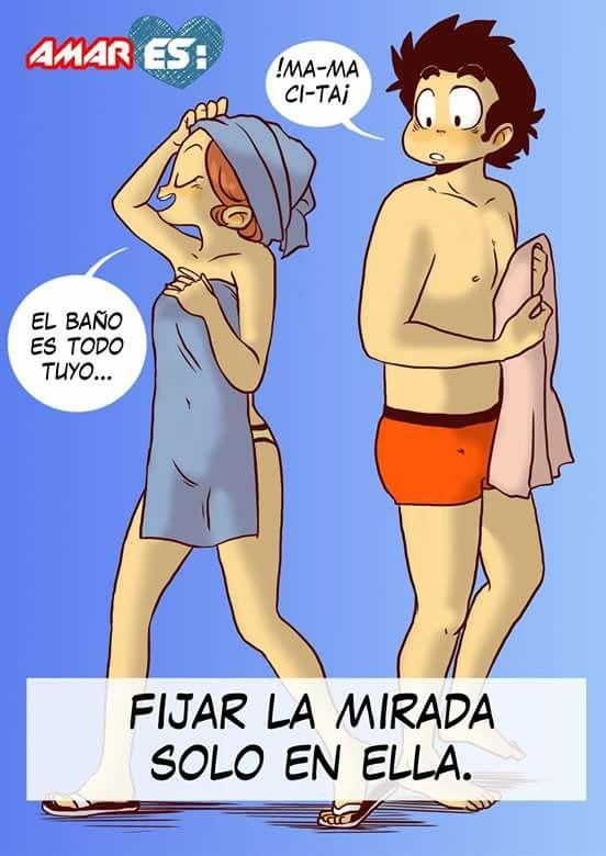 Amar es : By EL CHICO DETERGENTE