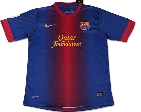 Nike del Barcelona Temporada 2012/2013