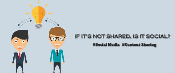 If It's Not Shared, Is It Social?