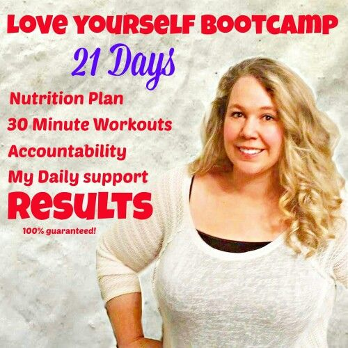 LOVE YOURSELF AGAIN BOOTCAMP!!!! I am looking for 10 women/men who have 10-30+ pounds to lose and is looking to feel better and more confident than ever! The holidays are over and the SuperBowl snacks have passed so now is the time to get back to loving yourself. If you are willing to invest in your body and health and dedicate at least 30 minutes a day to work towards your health and want the support and accountability; THIS BOOTCAMP IS FOR YOU!!! Over the last 3 years I have helped others…
