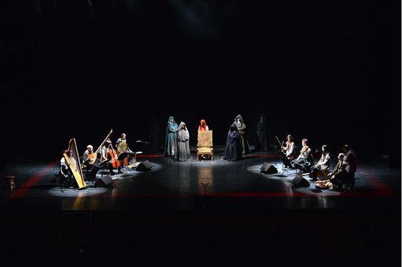 İstanbul Barok 20. yılını, davettiği Belçika Sarayı'nın müzisyen ve dansçıları La Cetra D'Orfeo ile kutlayacak. http://www.biletix.com/etkinlik/RKE54/TURKIYE/tr