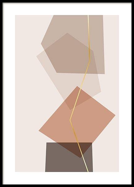 Moderne Grafiske Plakater Og Posters Grafisk Plakat Desenio I 2020 Abstrakt Kunst Ideer Kunsttryk