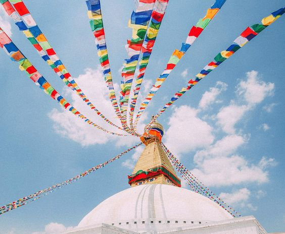 Happy Losar from Nepal