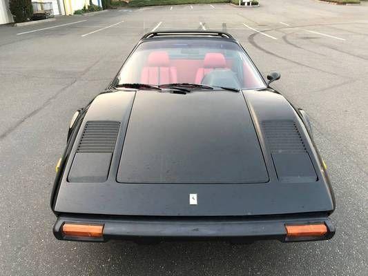 1979 Ferrari 308 Gts For Sale In Seattle Washington Classic Cars For Sale On Vip Classic Cars Ferrari Classic Cars Cars For Sale