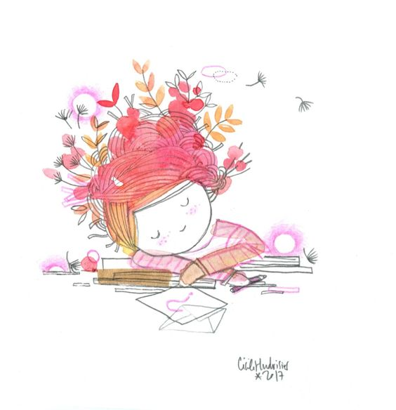 doll 125, pink rêverie, Cécile Hudrisier