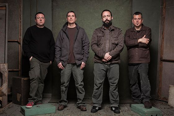 Clutch Drummer Jean-Paul Gaster Speaks on the Rock Band's 25 Year History