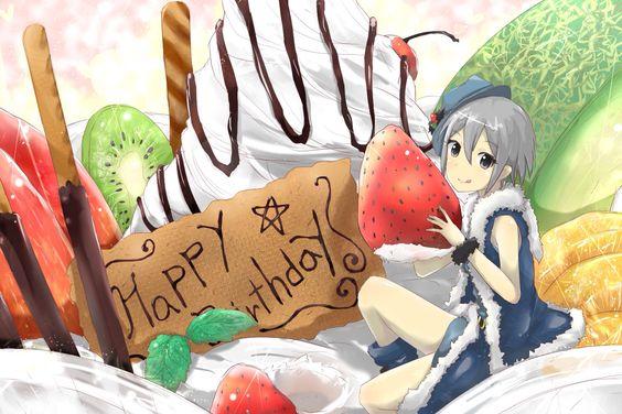 Anime birthday