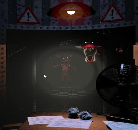 mangle fnaf2 in the hallway - Google Search