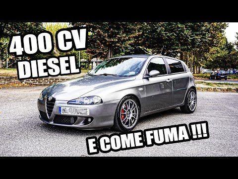Alfa Romeo 147 Voor Meer Dan 400 Diesel Paarden Rook Hoeveel