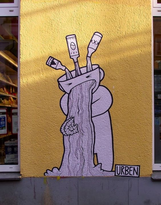 Berlin, Germany by Urben #streetartonline #urbanartists #streetartists #urbanart #graffiti #freewalls