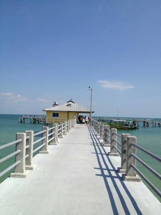 Pinterest the world s catalog of ideas for Fort desoto fishing pier