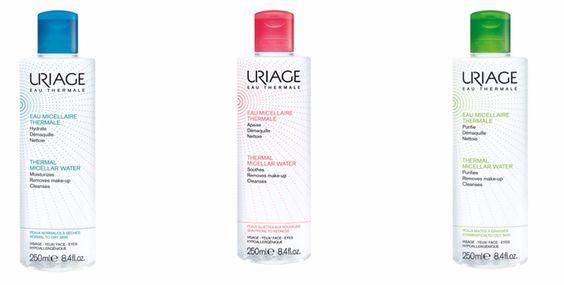 Nuevo producto de agua termal para que la piel quede desmaquillada y perfectamente limpia - http://plenilunia.com/noticias-2/nuevo-producto-de-agua-termal-para-que-la-piel-quede-desmaquillada-y-perfectamente-limpia/41656/