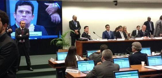 """Sérgio Moro tem segurança de """"""""chefe de Estado""""  em Brasília"""