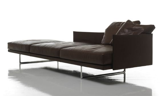 Modular sofa / contemporary / by Piero Lissoni 185-188 TOOT Cassina