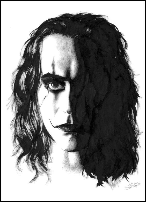 The Crow /Brandon Lee