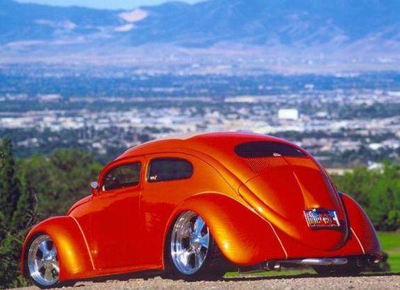 1956 Vw Bug By Kindig It Design In Salt Lake City V