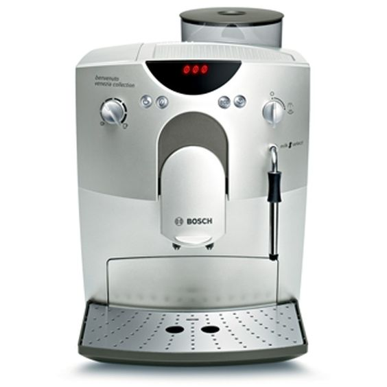 I want -->> Fully automatic espresso and coffee maker