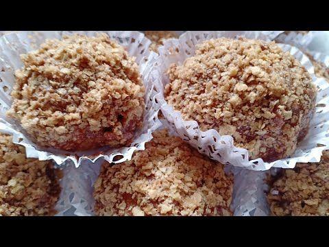 حلويات عيد الأضحى قاطو بعجينة القوفريط بدون بيض اقتصادي يقطع كمية كبيرة 125غ مارغارين 40حبة Youtube Krispie Treats Rice Krispie Treat Food