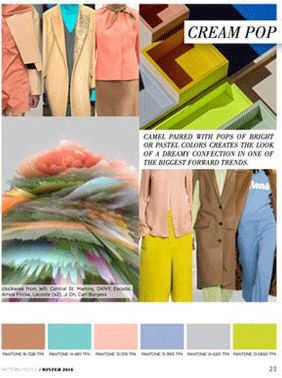 Pattern People: Print & Color Trend Guide AW 2016 - Tendências (#536548)