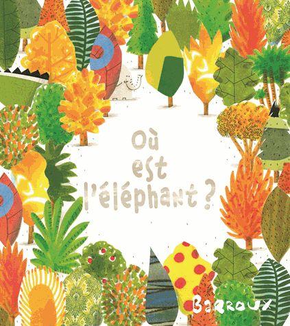 Sur le mode de Où est Charlie ?, Barroux nous invite à retrouver dans la forêt dense, l'éléphant, le perroquet et le serpent. Mais, le jeu fait place à une dure réalité où il est de plus en plus facile de retrouver les animaux dont l'habitat se réduit. Une histoire simple sur les conséquences de la déforestation.