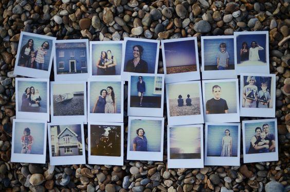 Polaroid photo examples / style ideas