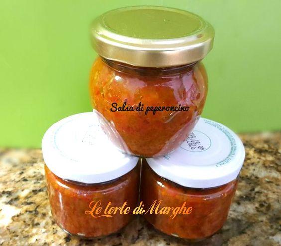 Salsa piccante di peperoncini
