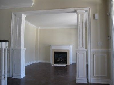 Interior cornice crown mouldings designs profiles for Fiberglass crown molding