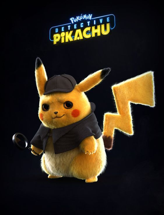 Pokemon Detective Pikachu Pelicula Completa En Espanol Latino Pelisplus Pikachu Pikachu Wallpaper Cute Pokemon Wallpaper
