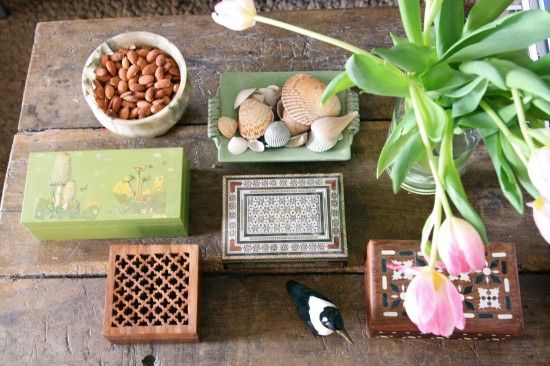 Coffee table idea.
