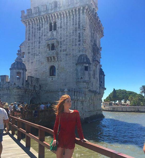 Turistando em Lisboa! 🌹