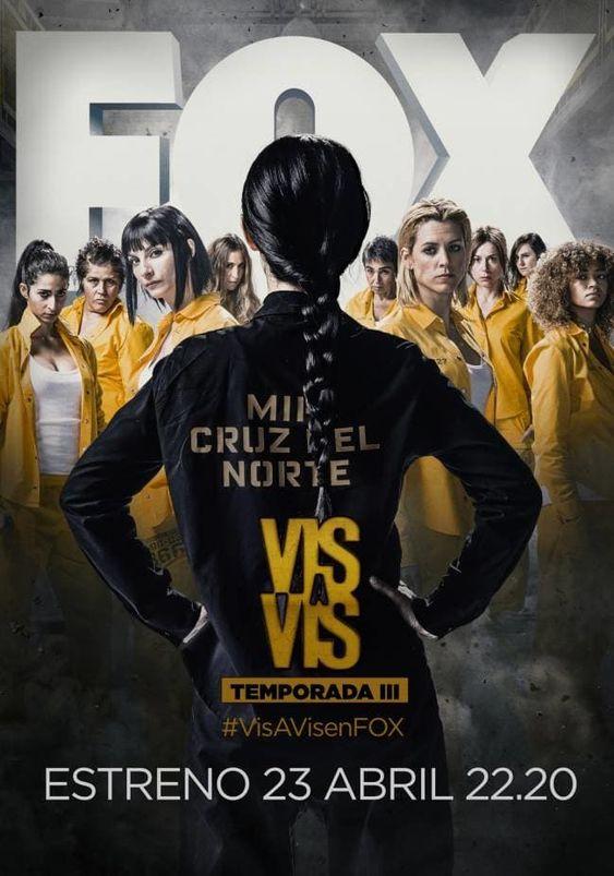 Ver 3 01 Cruz Del Norte Online Gratis En Hd Cuevana 2 Vis A Vis Serie Series De Netflix Temporada 3