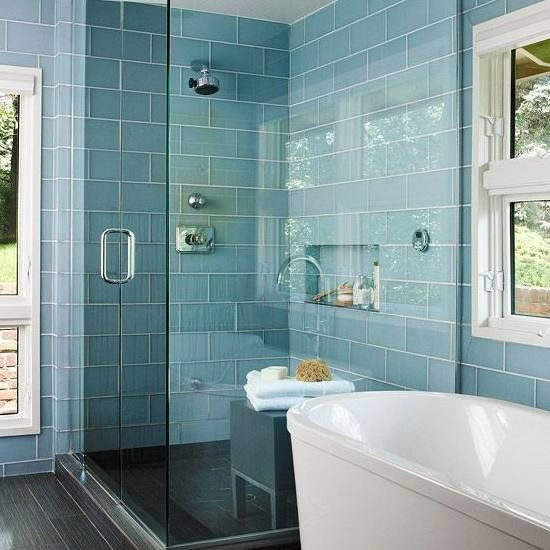 Blue Tile Love The House That A M Built Tile Ideas Duck Egg Blue Bathroom Tiles Ideas And Pic In 2020 Blue Bathroom Tile Duck Egg Blue Bathroom Tiles Blue Bathroom