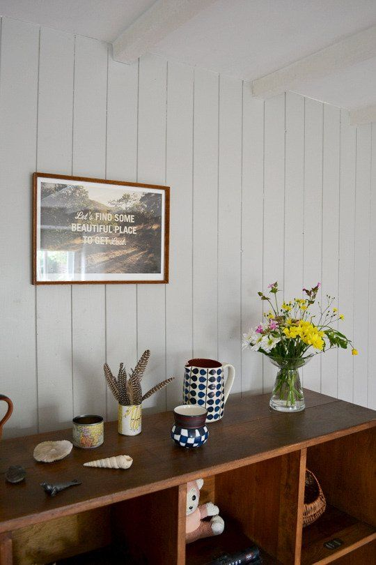 Andrew & Rebecca's Modern Vintage Country Home House Tour   Apartment Therapy