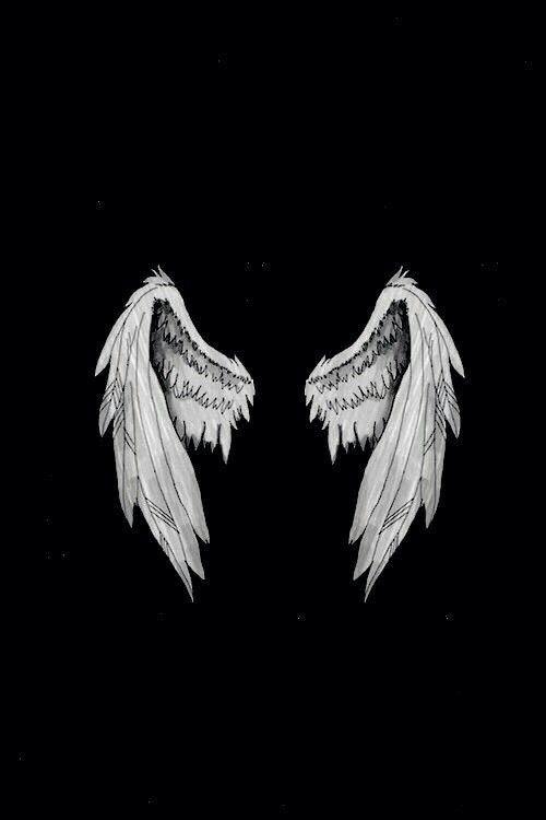 Pin By Ali Emre On 1 In 2020 Supernatural Wallpaper Wings Wallpaper Dark Wallpaper